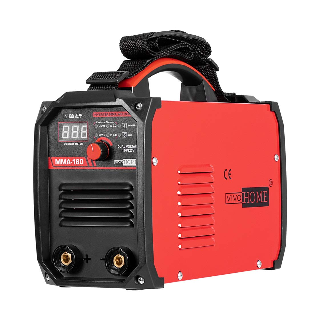 VIVOHOME IGBT ARC Welding Machine MMA Electric Welder 110 ...