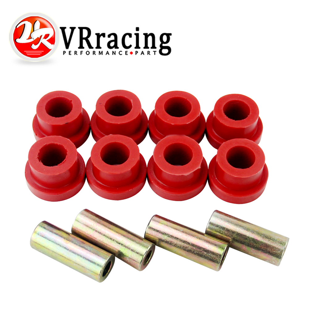 Rear Lower Control Arm Bushing Kit For Honda Civic 88-95 For CRX 1988-1991  Red