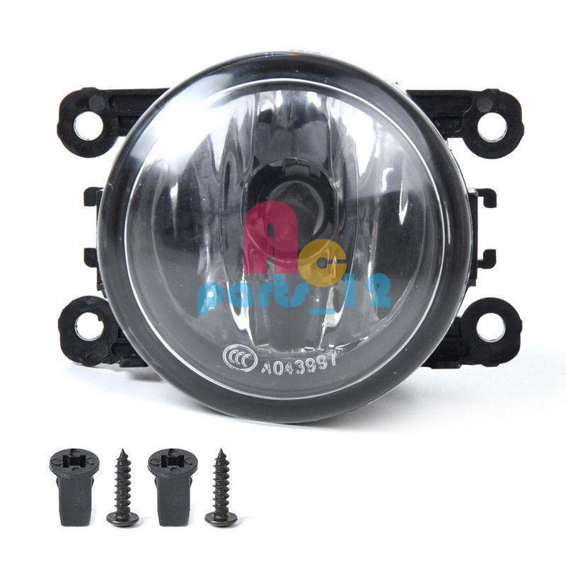 2pcs Fog Lights Harness Switch For Mitsubishi Outlander