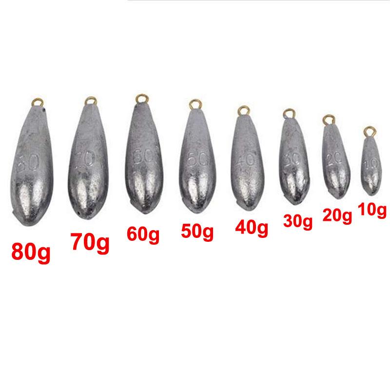 4 earwigs sinker of 100 grams