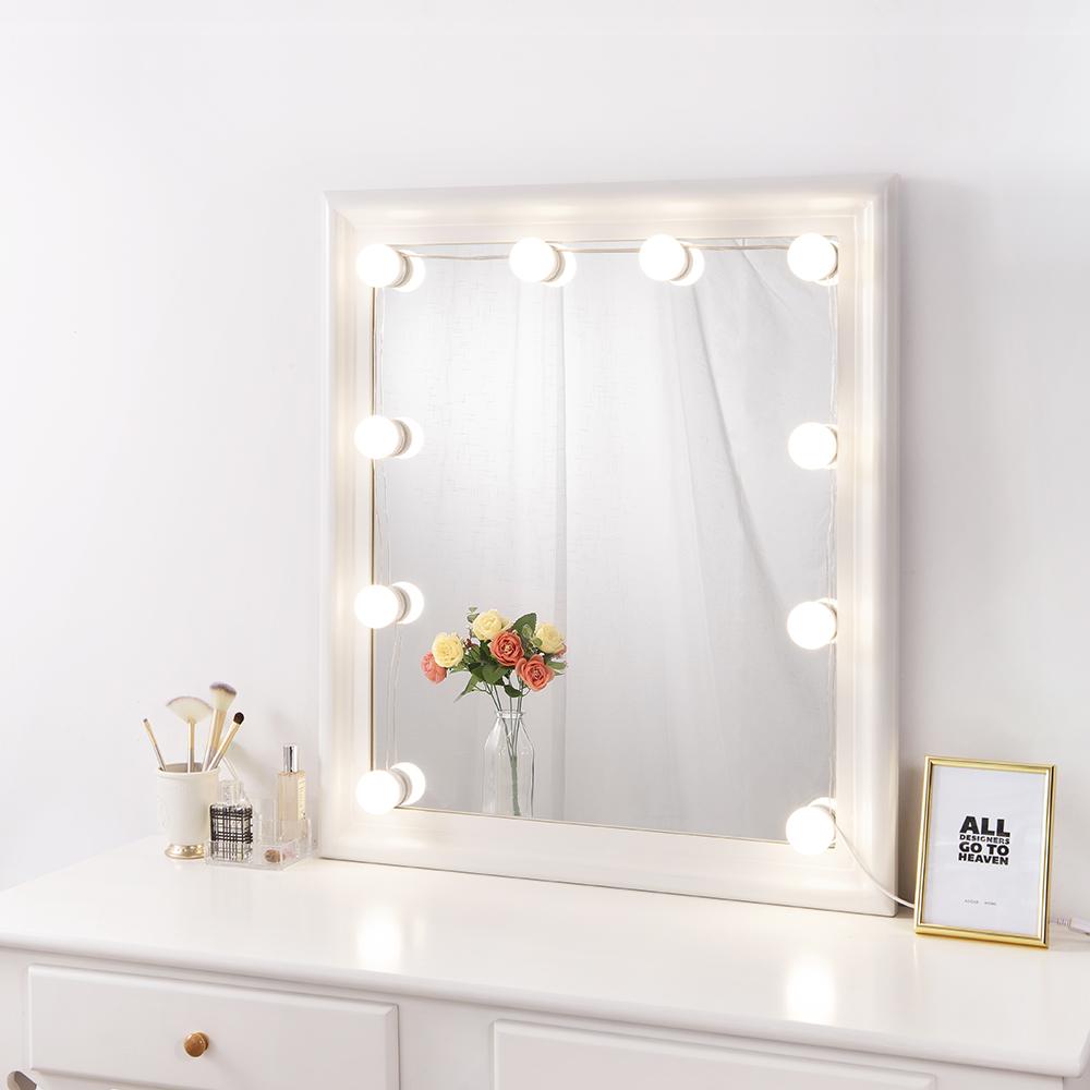 Chende Hollywood Vanity Mirror Light Kit For Makeup