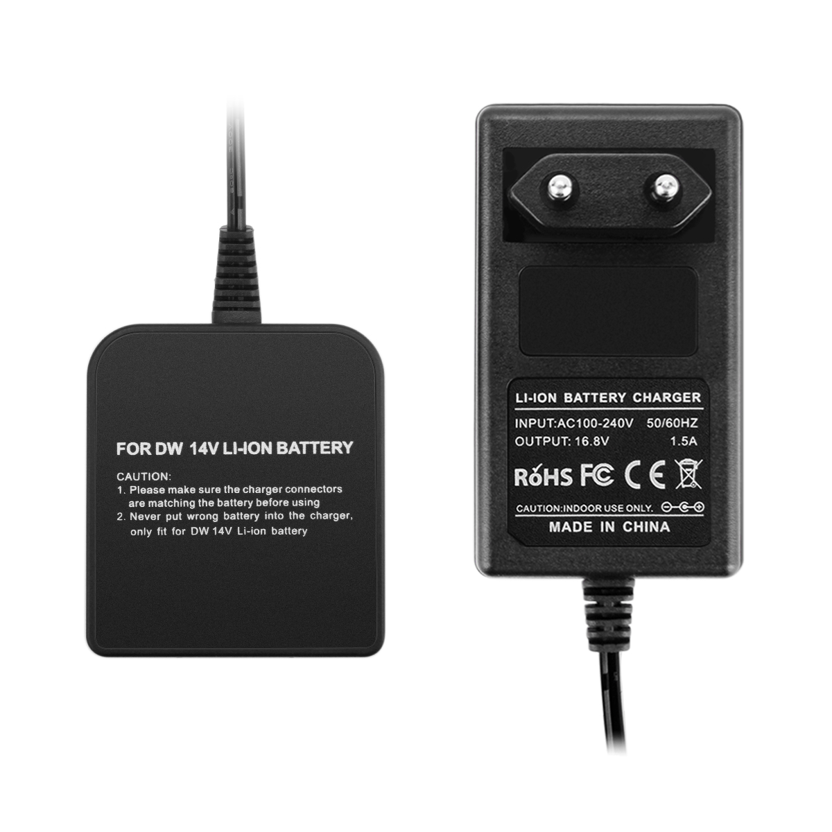 14.4V 3.0AH Lithium-ion Batterie Pour DeWalt DCB140 DCB141 DCB142 DCD730 DCD931