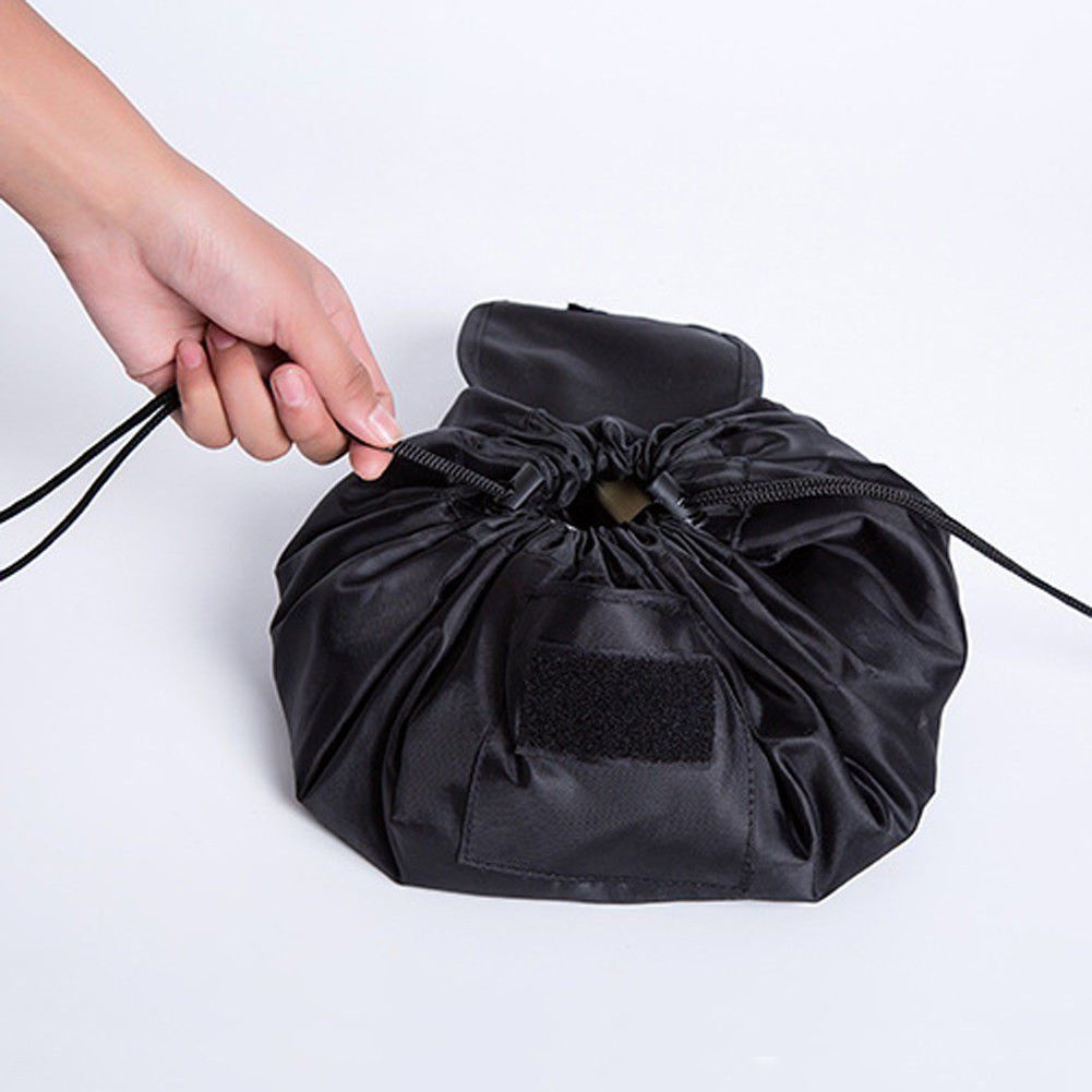 Cosmetic Drawstring Women Bag Magic Cosmetic Pouch Large