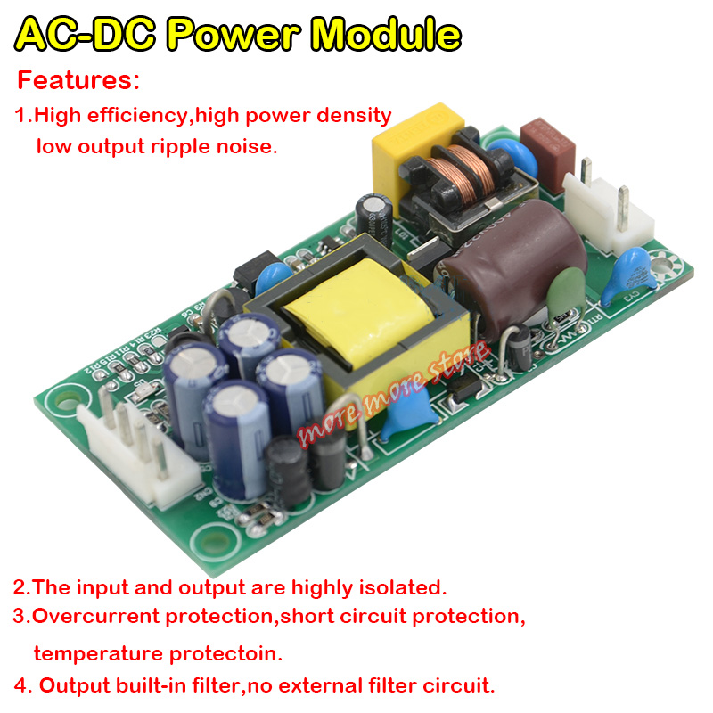 Details about AC-DC Dual Output Switching Power Supply AC 110V 220V 230V to  DC ±5V ±12V ±15V