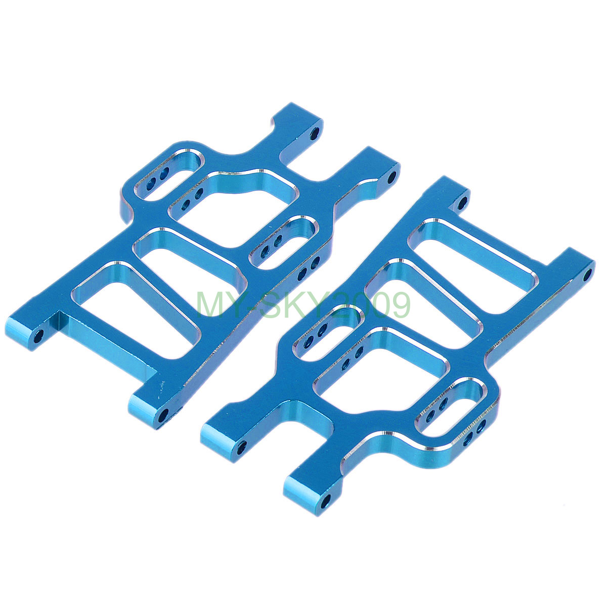 2Pair Rear Front Suspension Arm For RC Car 1//10 Redcat Hsp 94105//94106//94107