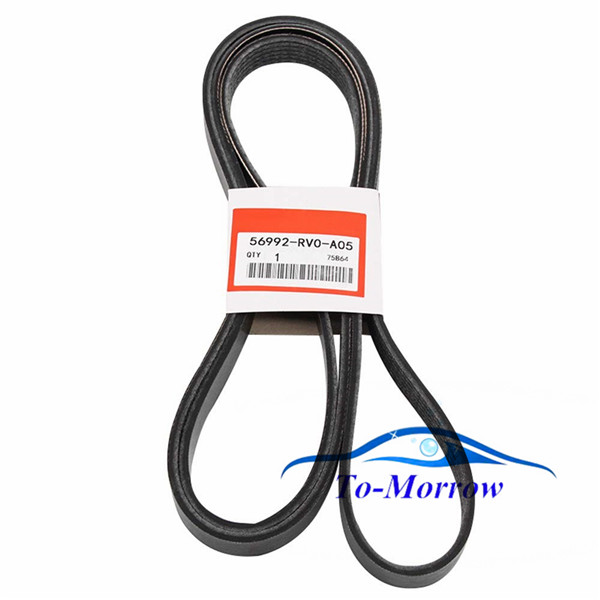 Serpentine Belt 56992-RV0-A05 For Honda Odyssey Accord