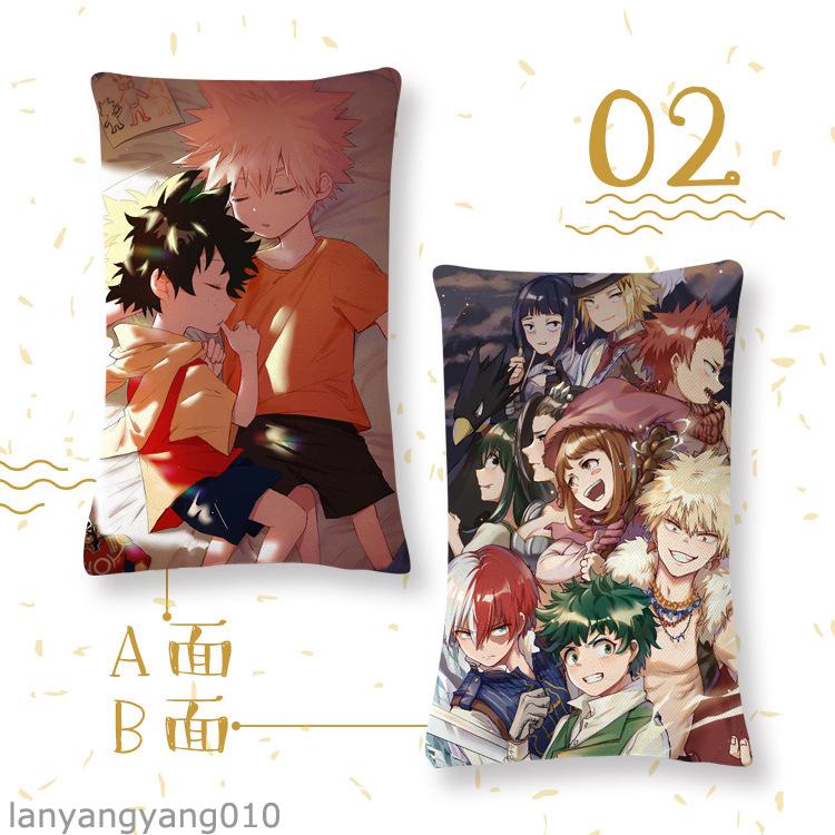 Anime My Boku No Hero Academia Dakimakura Pillow Case Cover Cushion Bedding #T43