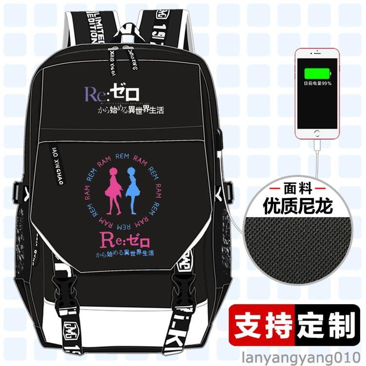 Anime Eromanga Sensei Backpack School Bag Harajuku Shoulder Bag Holiday Gift#K