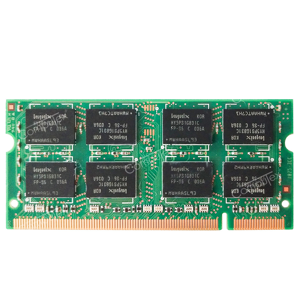 1gb DI RAM MEMORIA SAMSUNG per HP Compaq Business Notebook 6910p 667 MHz