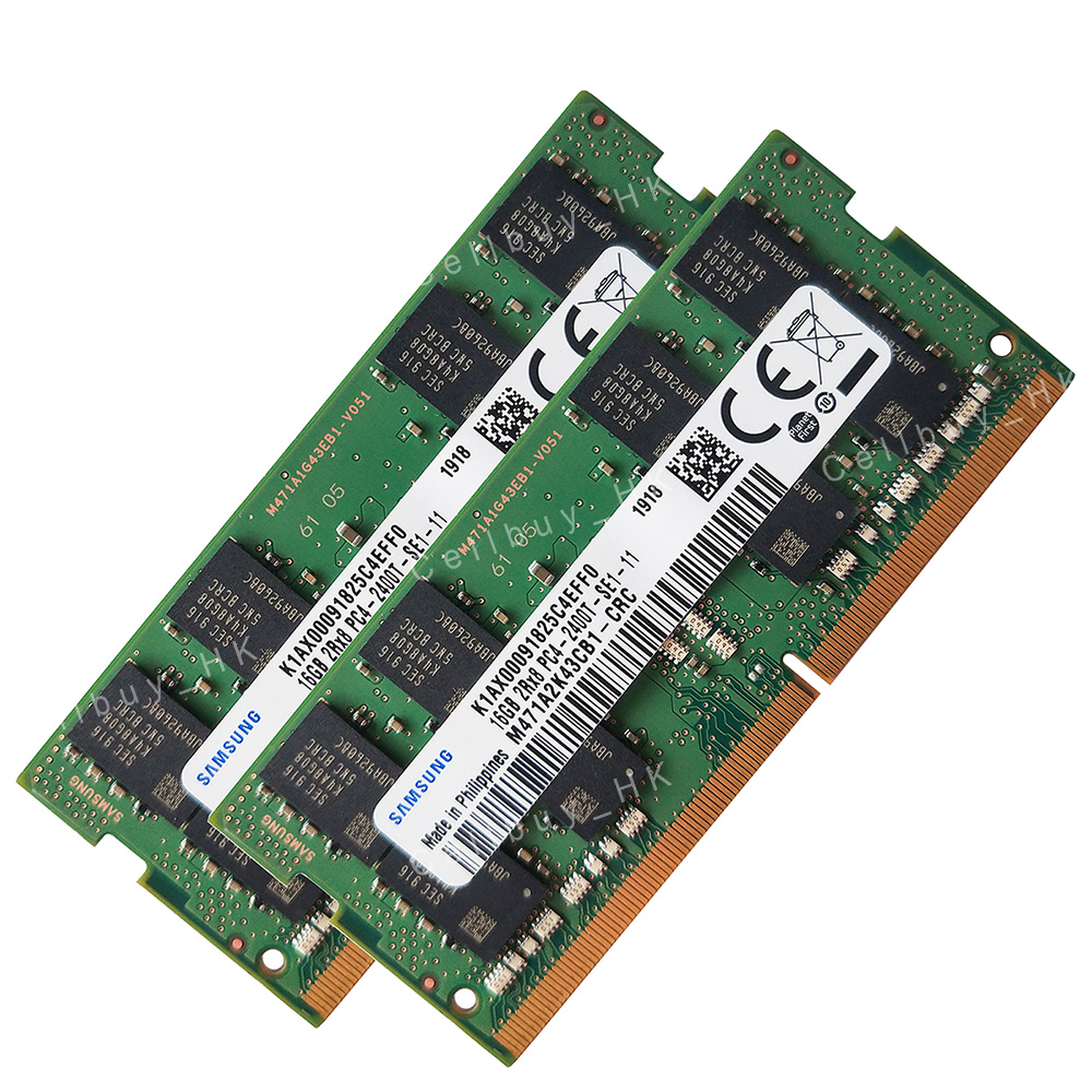 Micron 16GB 32GB PC4-19200S 260PIN Memory For iMac 27In A1419 MNE92LL//A iMac18,3