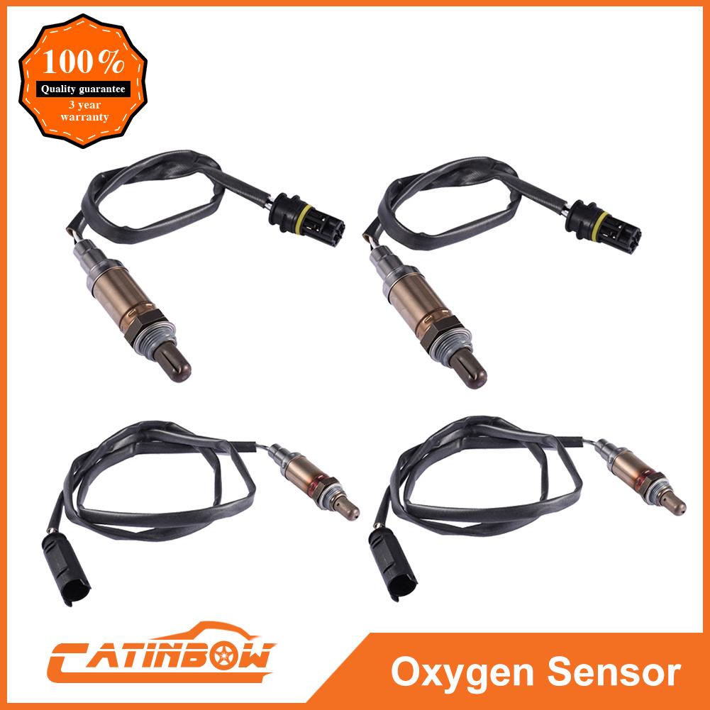 For BMW X3 X5 E46 Z3 Z4 325xi 525i 234-4683 Post//Downstream O2 Oxygen Sensor