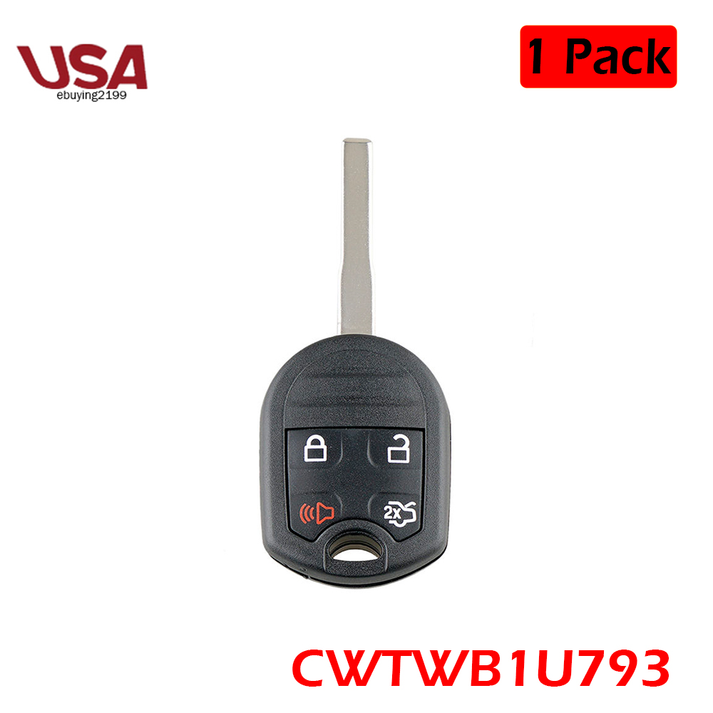 2 For 2008 2009 2010 2011 2012 2013 2014 2015 2016 Nissan Rogue Remote Key Case