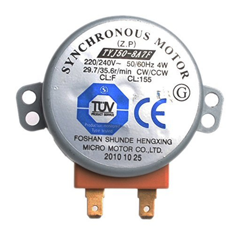 Details About For Panasonic Microwave Oven Turntable Motor Replacement Nn St657w Tyj50 8a7