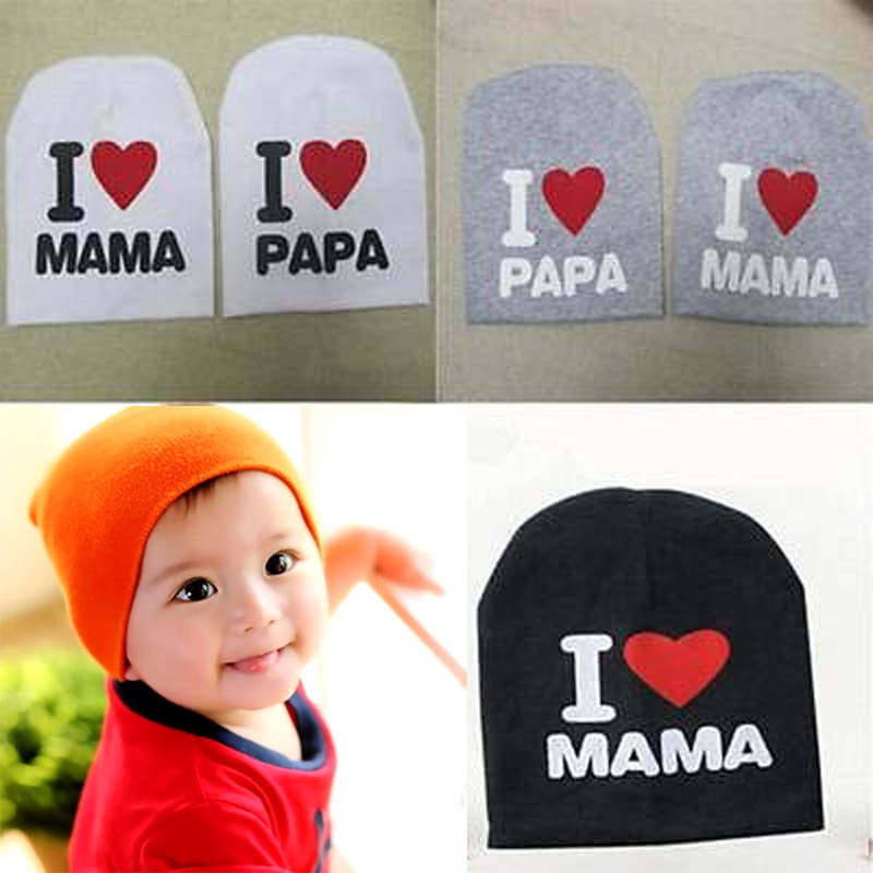 Cute Toddler Kids Boy Girl Infant Cotton Soft Warm Hat Cap Beanie 1-4 Year Baby