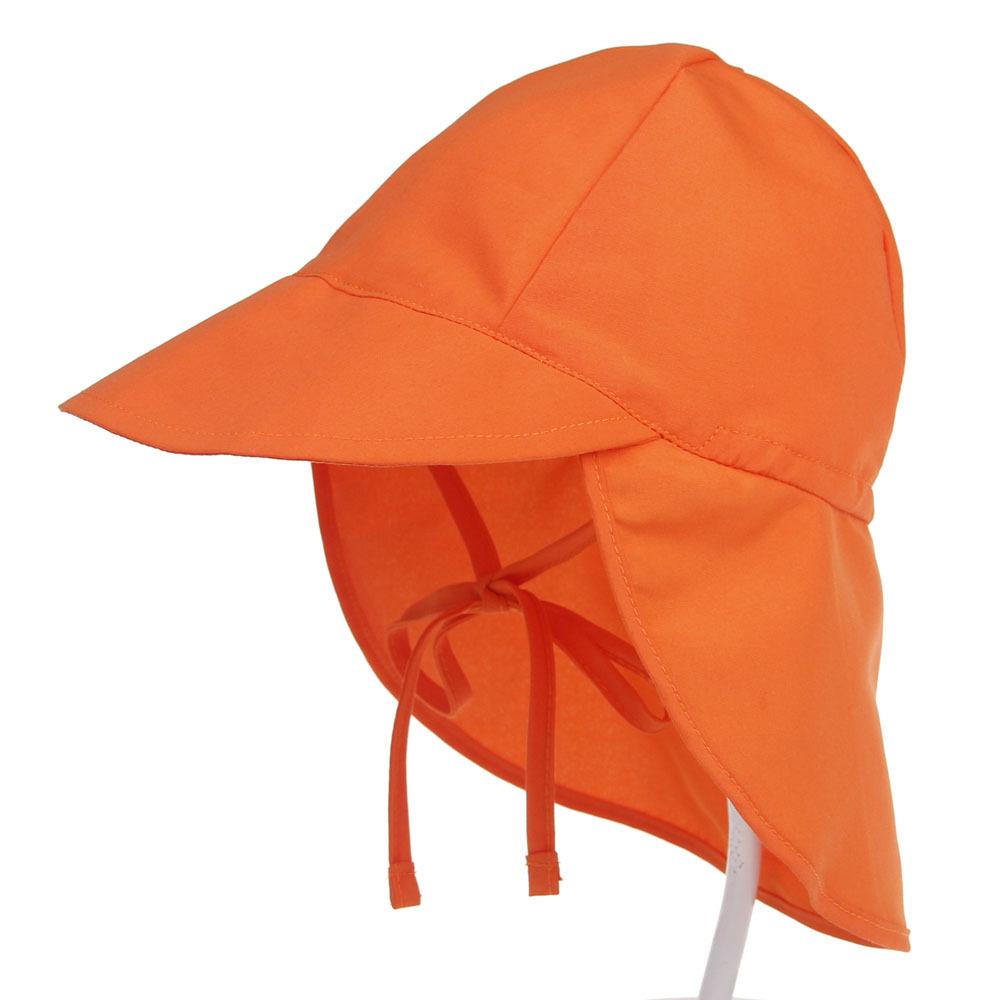 d0f2fe0f61f Baby Boys Girl Summer Legionnaire Sun Hat Neck Flap Hat UV Protection  Cotton Cap
