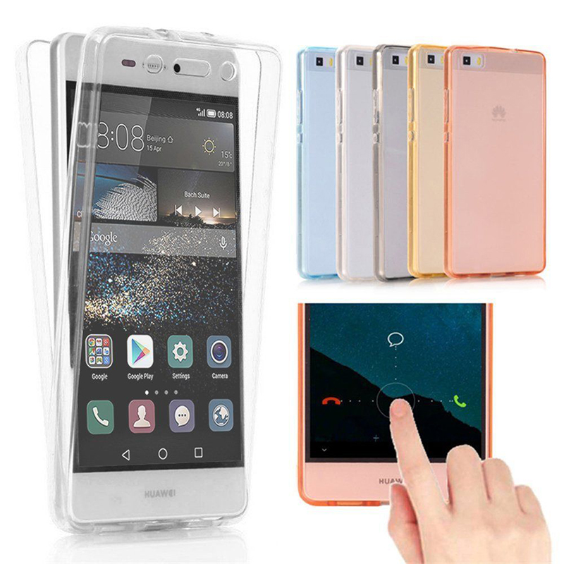 Details about Soft TPU 360° Full Body Protective Case Cover For Huawei P20  Mate 10 Lite Pro P