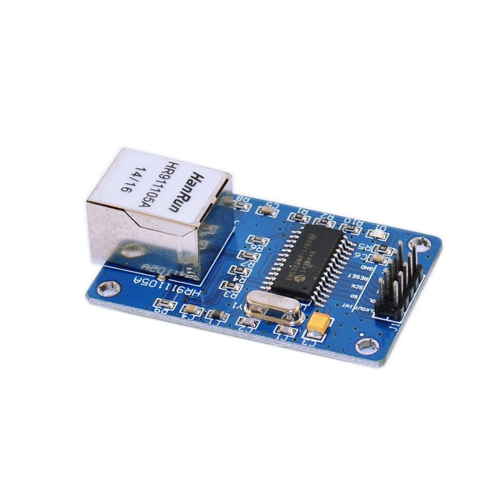 KEYES ENC28J60 Ethernet LAN Network Netzwerk Modul für Arduino Zubehör