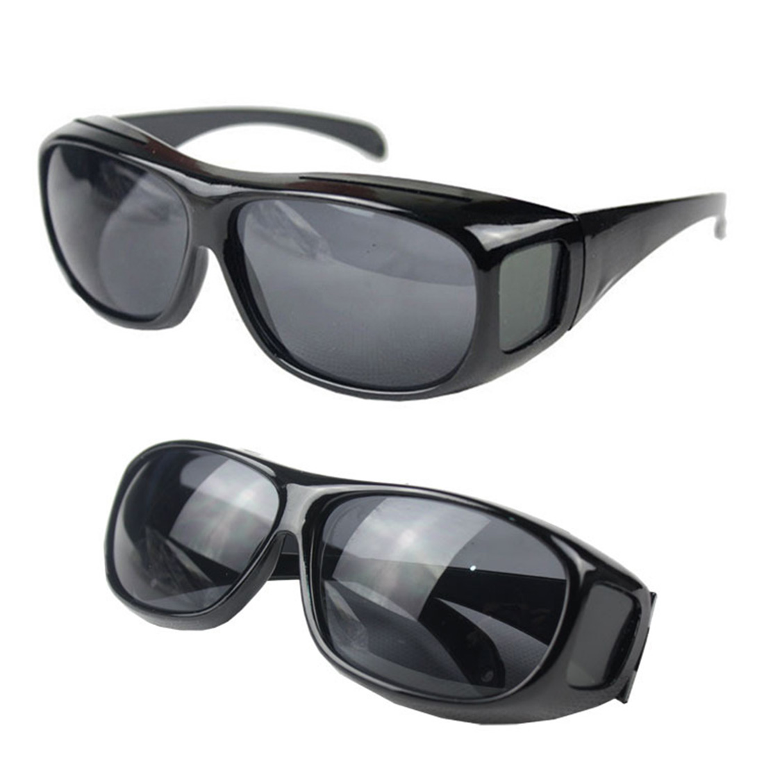 3486d1155b0 Details about Unisex HD Vision Driving Sunglasses Wrap Around Glasses As  Seen TV Anti Glare UV