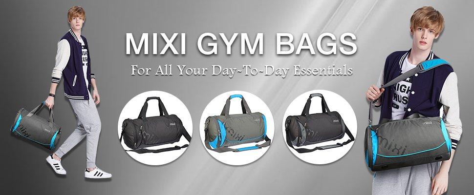 Product Description. Z6WKWIHcRKh. UX970 TTW . About Mixi Sports Gym Bag 98dfa78c2f297