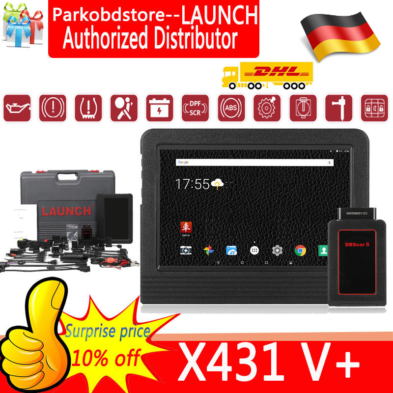 launch x431 v obd2 kfz diagnose bluetooth wifi ecu. Black Bedroom Furniture Sets. Home Design Ideas