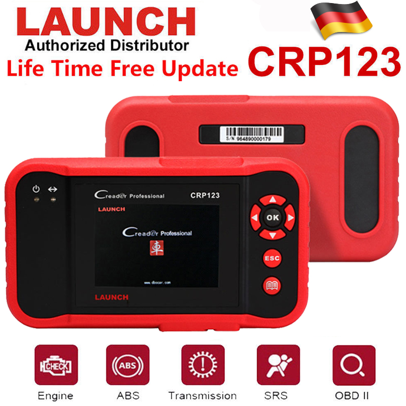 launch crp123 abs srs diagnoseger t scanner kfz obd2 eobd. Black Bedroom Furniture Sets. Home Design Ideas