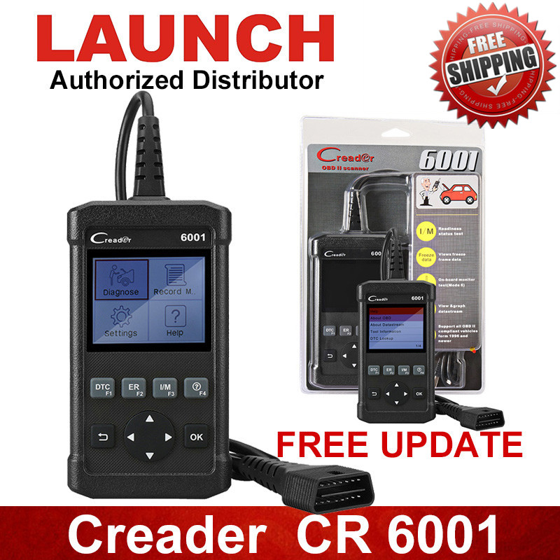 launch cr6001 kfz obd2 diagnoseger t universal. Black Bedroom Furniture Sets. Home Design Ideas