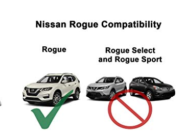 For 2014 2018 Nissan Rogue Luggage Carrier Roof Rack