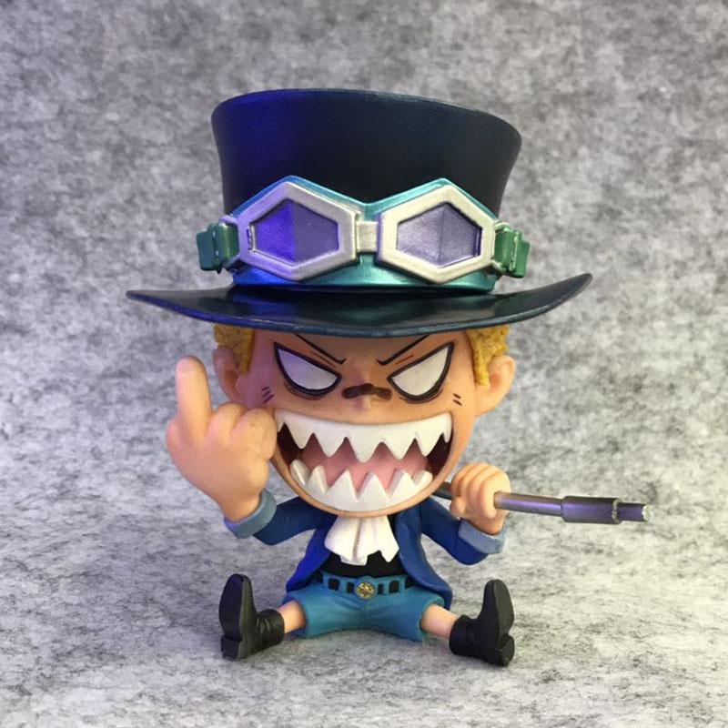 Lilo/&stitch big mouth 5pcs PVC figure figures doll dolls toy anime new