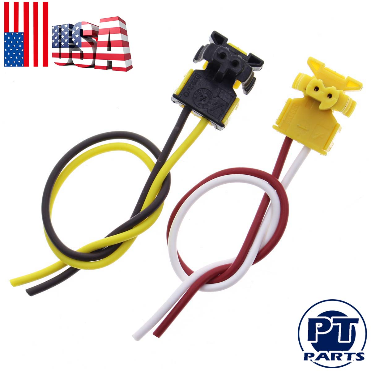 Details about Wire HarnessPigtail Connector Blower Motor Resistor for Jeep  Wrangler Liberty