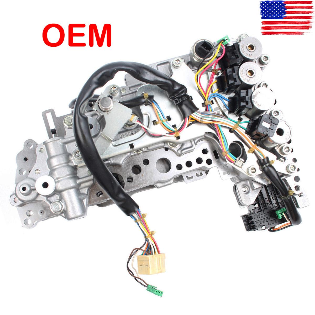 How to reprogram your transmission control module ebay oem cvt jf010e re0f09a transmission valve body nissan presage mitsubishi renault fandeluxe Images