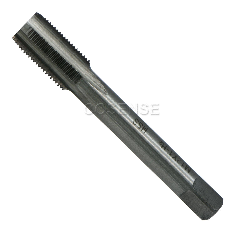 1mm x .25 HSS Metric Right hand Thread Plug Tap M1 x 0.25mm Pitch