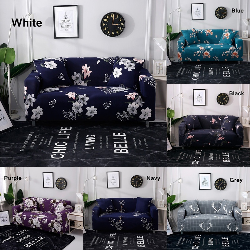 Marvelous Details About 1 2 3 4 Seater Floral Elastic Sofa Couch Cover Throw Sofa Protector Slipcover Uwap Interior Chair Design Uwaporg