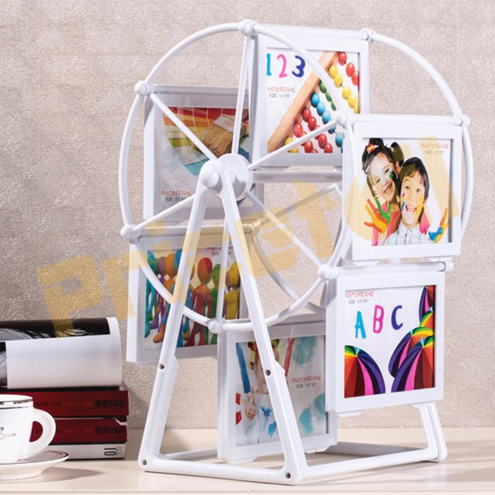 OZ Creative Home Decoration Rotating Sky Ferris Wheel Picture Photo ...