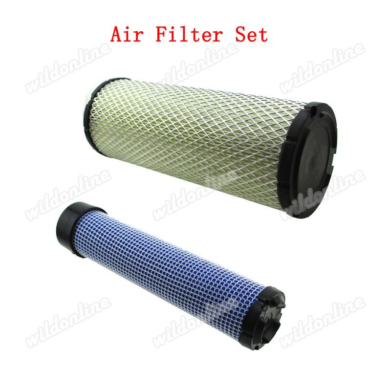 42985 WIX Air Filter Replaces: Hitachi 4423981; John Deere M131803