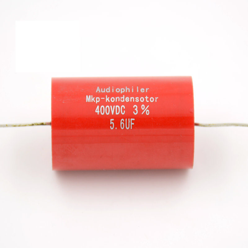 2pcs 400V 1.5uF MKP Crossover Membrane Polypropylene Non-Polarized Capacitor