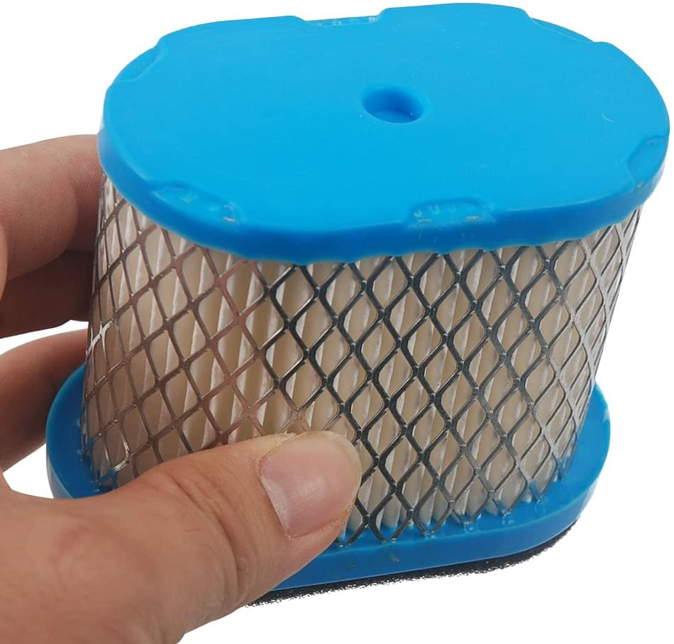 10Pk Air Filter for Briggs /& Stratton 4207 498596 5059 5059H 5059K 690610 697029