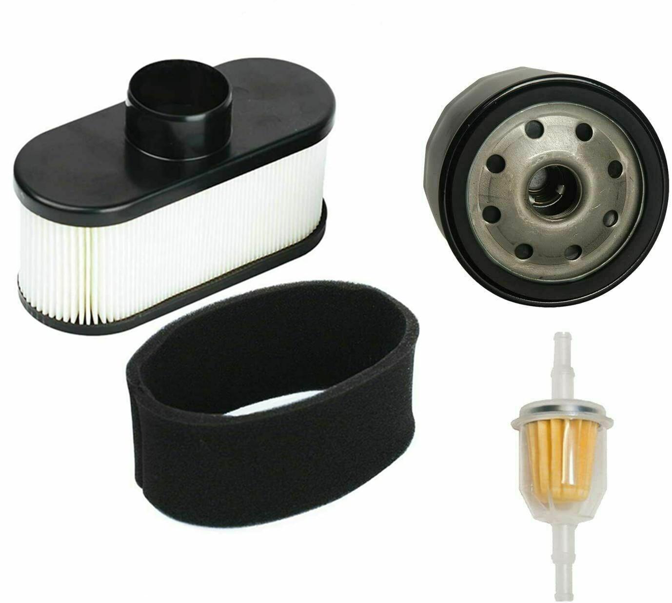 Air Pre Filter Oil Fuel Filter for Kawasaki FS481V FS541V FR651V FR691V  FR730V 692618675246 | eBayeBay