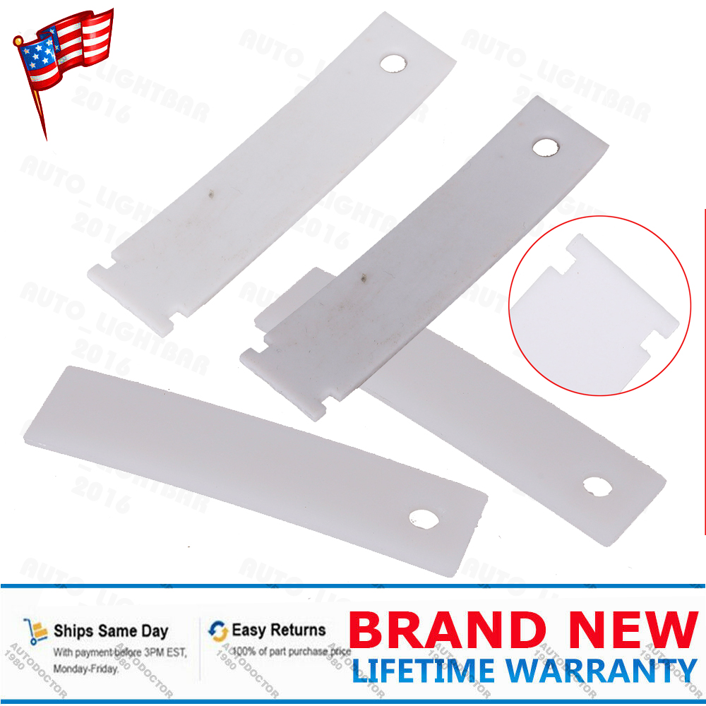 AP5668531 New GE 2 Pack Dryer Front Drum Support Bearing Glide WE1M1067