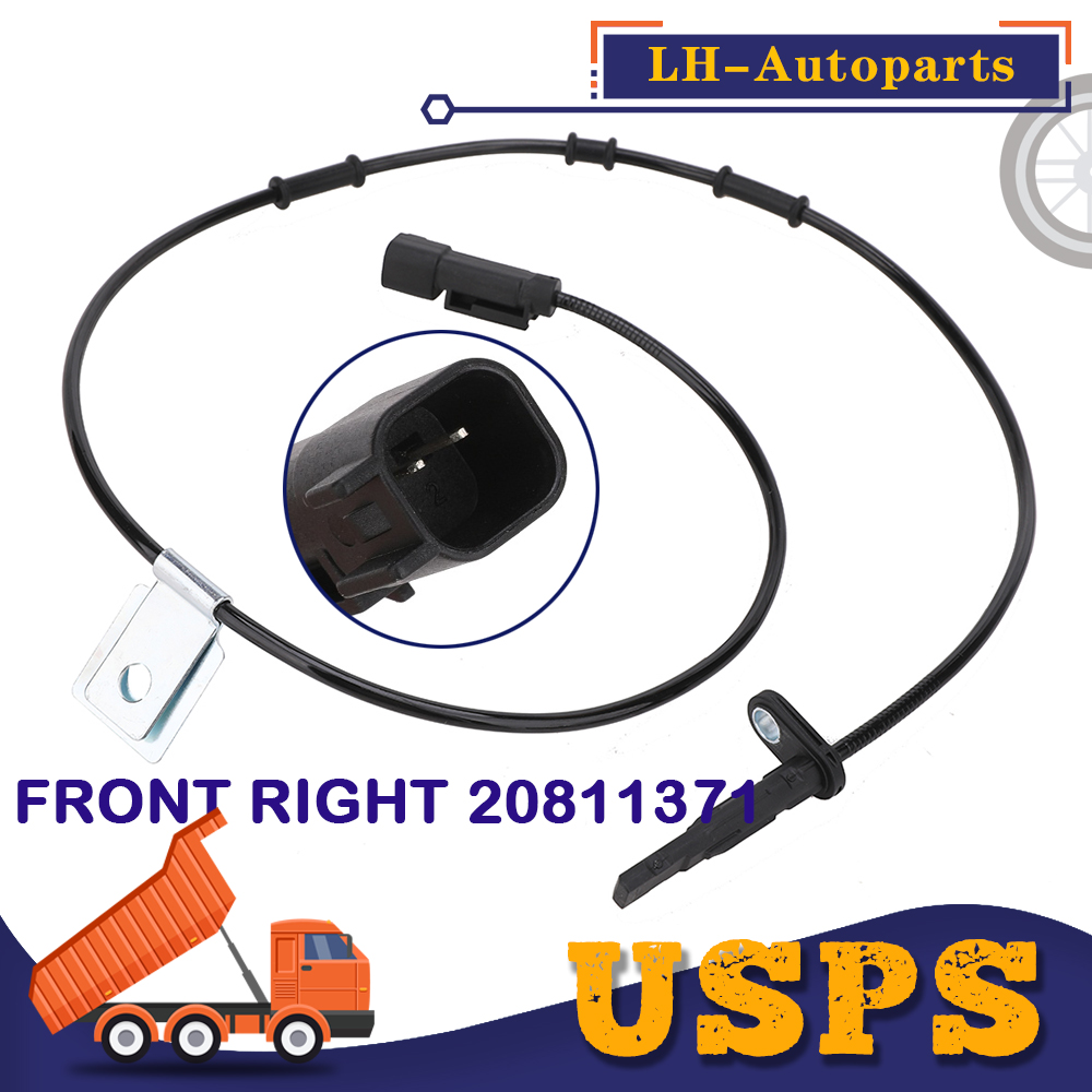 Rear Right or Left New ABS Speed Sensor for Chevy Suburban Driver Passenger Side