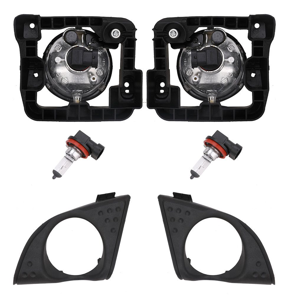 For Acura TSX Clear Fog Lights Bumper Driving Lamps W