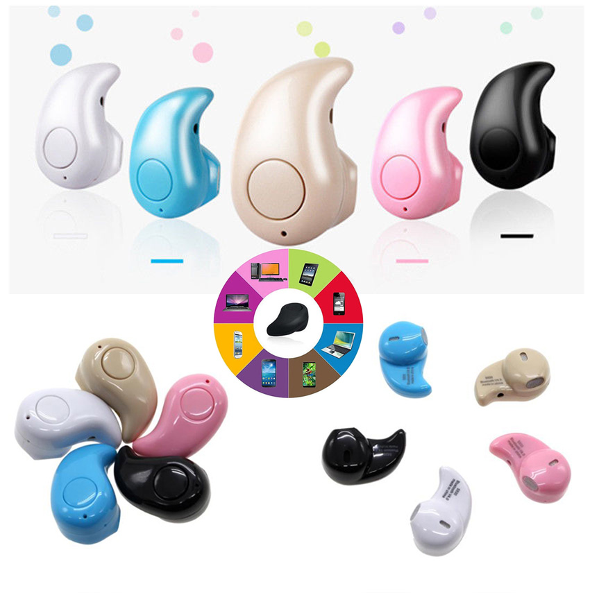 Wireless Bluetooth Headset Stereo Earphone Earbuds For Apple IPhone 7 7 Plus 6S