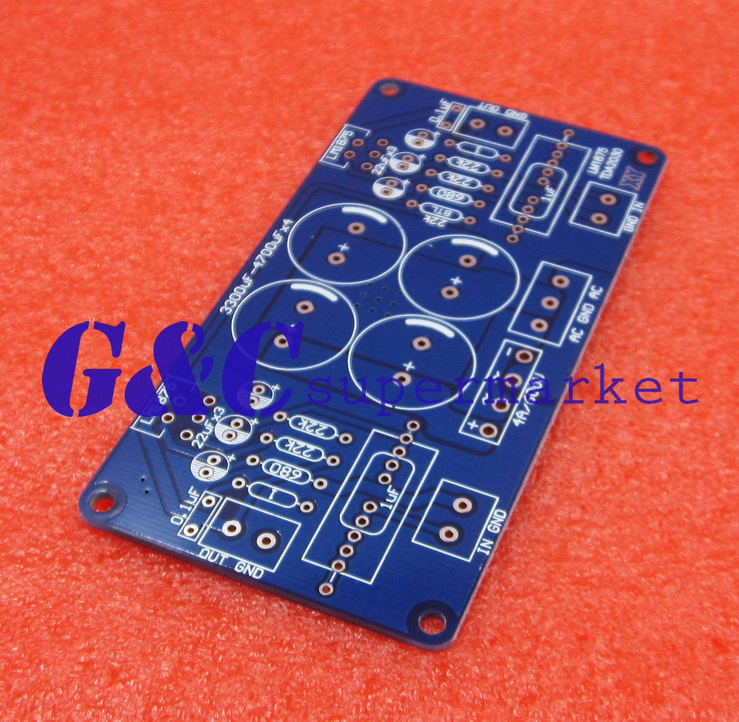 Lm675 Lm1875t Tda2030 Tda2030a Audio Power Amplifier Pcb Board Diy Amplifierwith