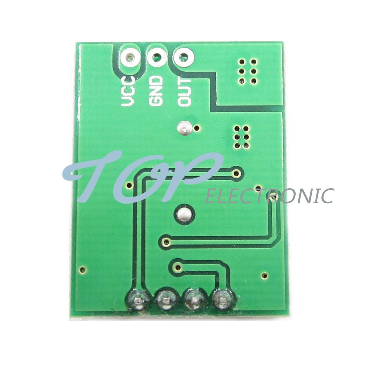 2PCS 8-24V 20A Precise Radar Sensor 2.7GHz Microwave Induction board Sensor