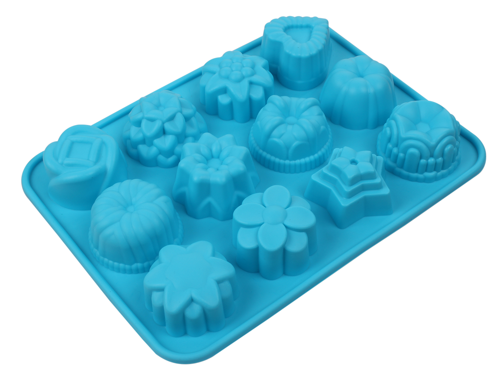 Cake Decorating Equipment Usa : USA DIY Silicone Mold Fondant Cake Chocolate Decorating ...