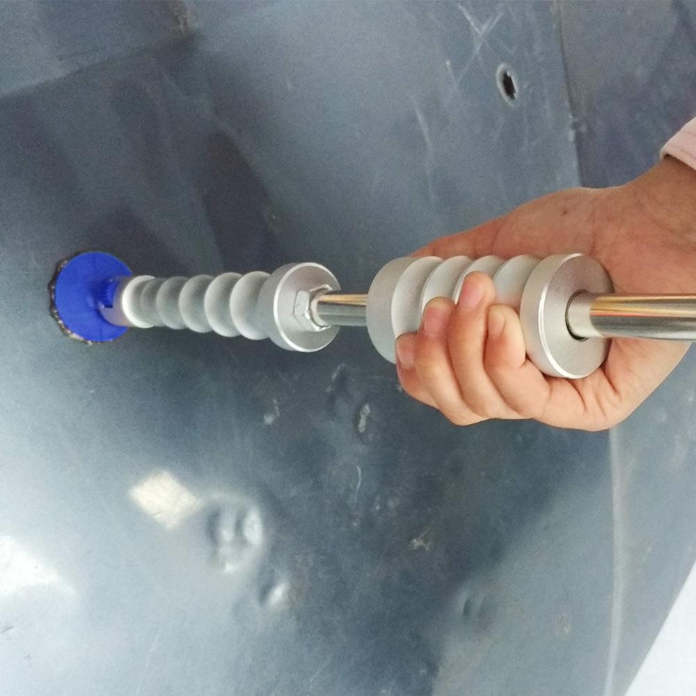 46× Ausbeulwerkzeug Gleithammer Ausbeulset Dellenentfernung PDR Dellen Reparatur