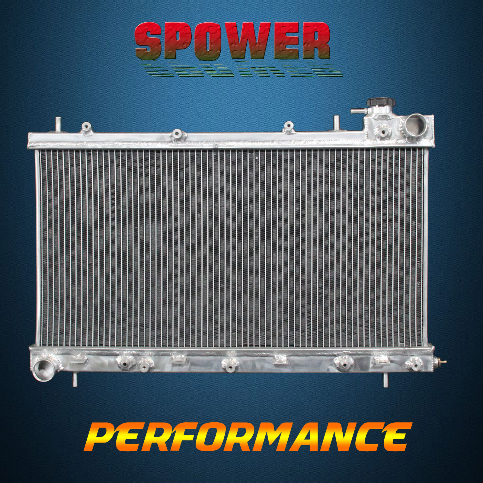 Radiator For 99-02 Subaru Impreza Forester 2.2L Free Fast Shipping Great Quality