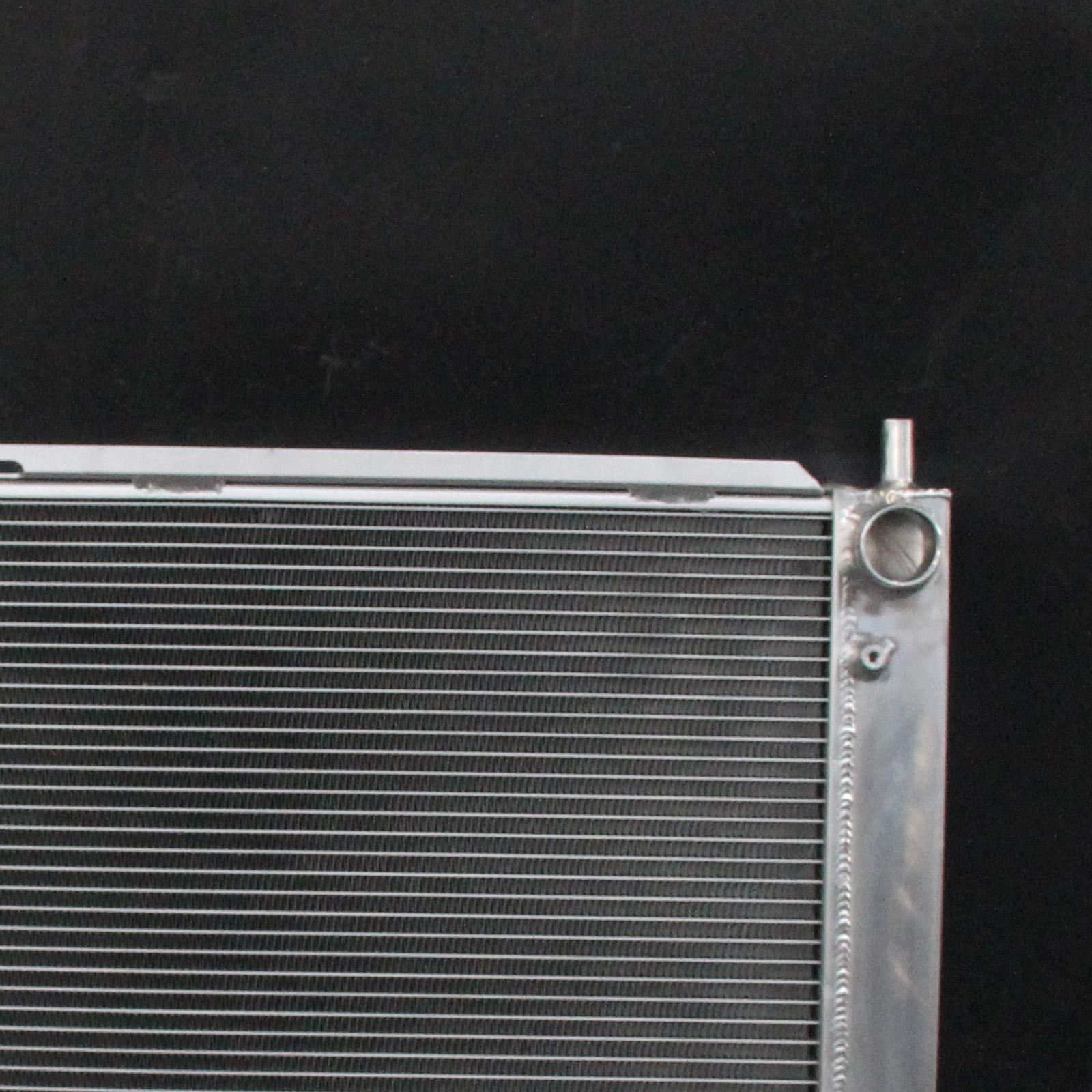 CU1775 3 Rows Aluminum Radiator For 1996 Ford Mustang GT SVT V8 4.6L