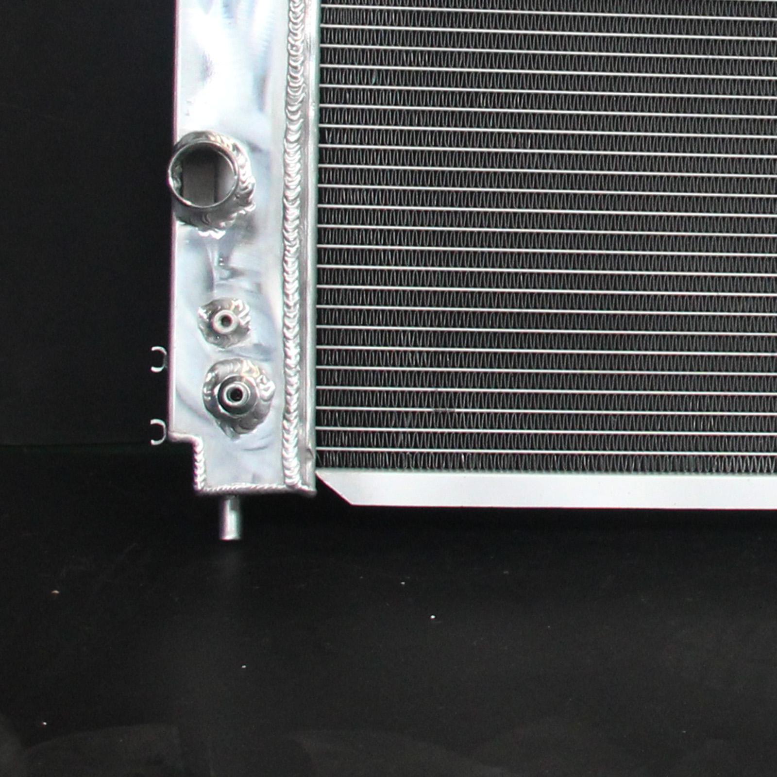3-Row/CORE Aluminum Radiator For Chrysler 300M Intrepid Dodge Intrepid V6  98-