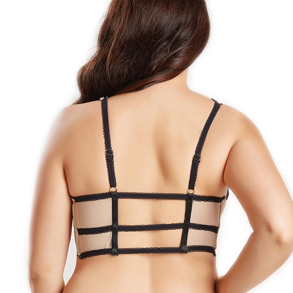33c91141e Front Closure Bras Period bra Lace Unpadded Sexy Lingerie Vest Underwear BH