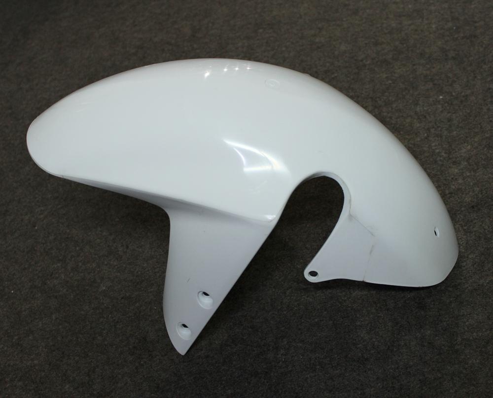 Unpainted Front Fender Mudguard for Suzuki GSX-R 600 01-03